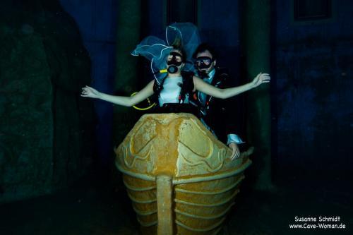 Foto: Cave-Woman Location: Dive4life