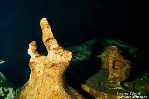 Foto: Cave-Woman Location: Cenote Escondido